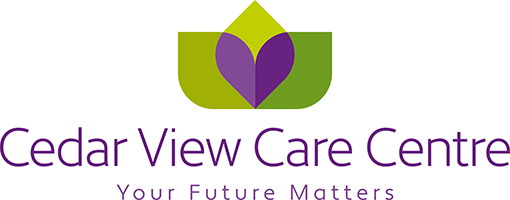 Cedar View Care Centre Croydon logo - header